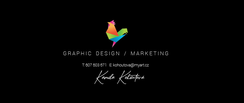 Kamila Kohoutová | graphic design